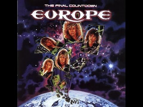 Europe - Carrie (Subtitulada Español)  Voz en Español