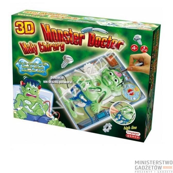 Mały Chirurg - Potwór 3D