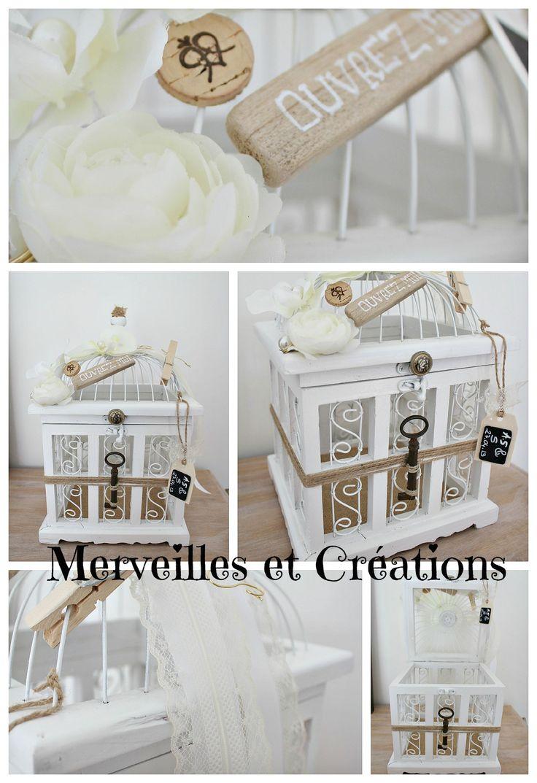 76 best images about urne pour mariage on pinterest. Black Bedroom Furniture Sets. Home Design Ideas
