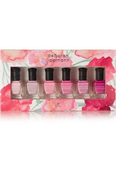 Deborah Lippmann - Pretty In Pink Nail Polish Set - one size