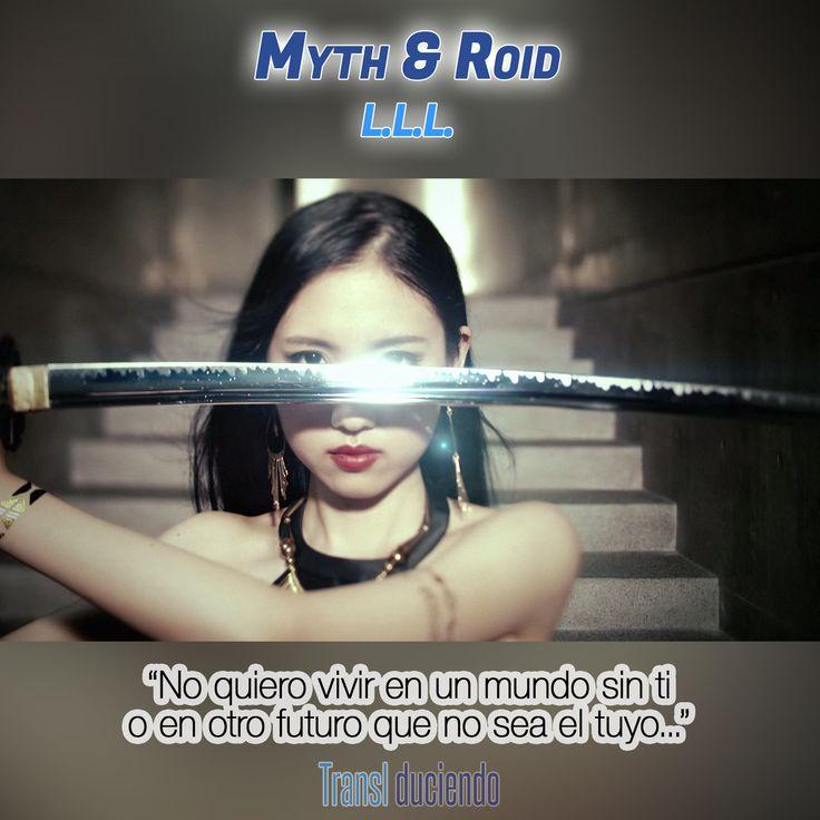 Canción traducida: #MythAndRoid - #LLL | #Overlord #OST #JMusic #JRock Encuéntrala completa en http://transl-duciendo.blogspot.mx/2015/09/myth-roid-lll-lll.html