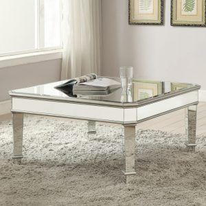 El Dorado Furniture Glass Coffee Tables