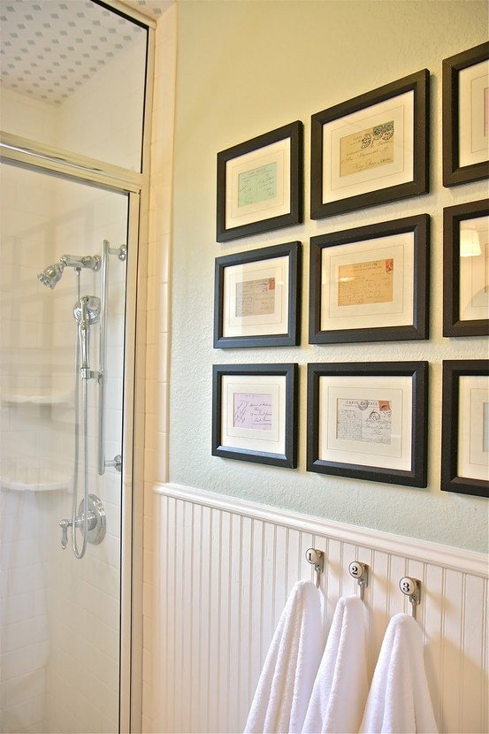 Love The Hooks Rather Then A Towel Bar And I Love That