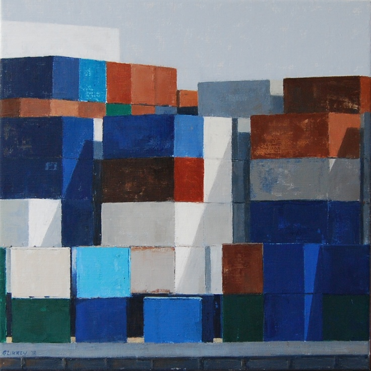 Containers (60 x 60 cm)