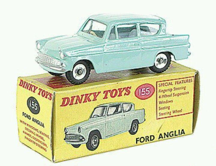 #155 Ford Anglia
