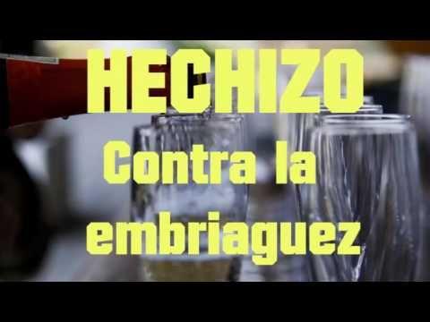 HECHIZO CONTRA LA EMBRIAGUEZ