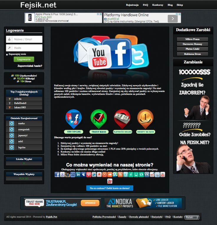 Twoja strona w Internecie | Trust Rank - Zaufane Strony dla Google