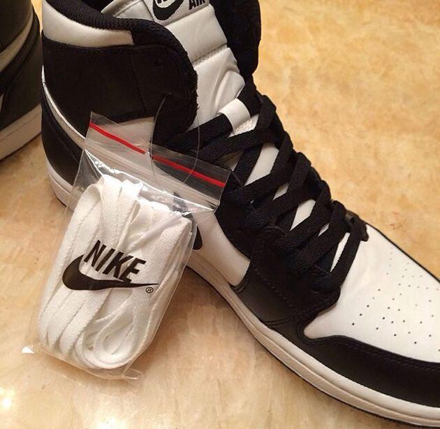 Air Jordan I OG - Black / White (2014) - Zajawka