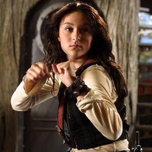 Alexa Vega. Spy Kids...so wanted to be her in this when i was little,