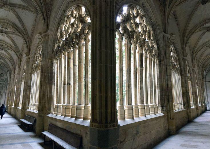 https://flic.kr/p/22Ue3DS | Segovia Catedral | Cloister