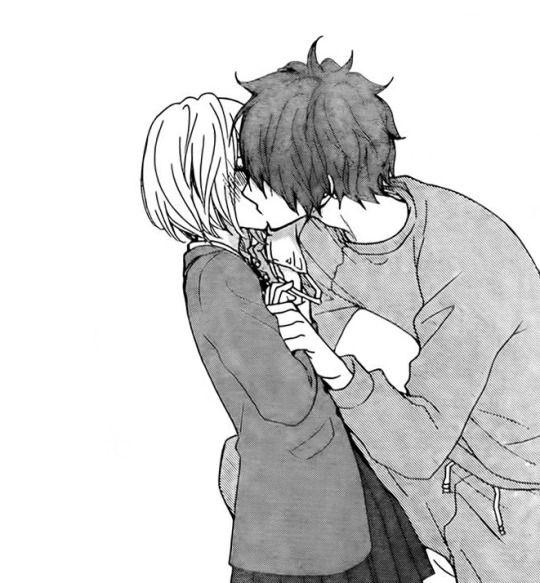 """""""Quando você me beija eu não sei para onde a minha força vai, porque eu não consigo te bater"""""""