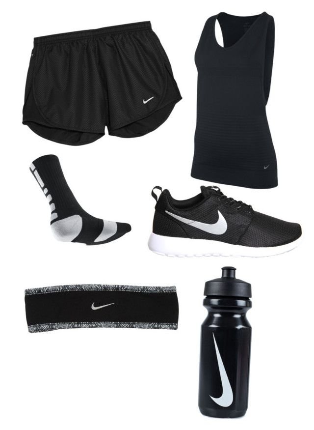"""track meet outfit!?"" by peanutb4198 ❤ liked on Polyvore"