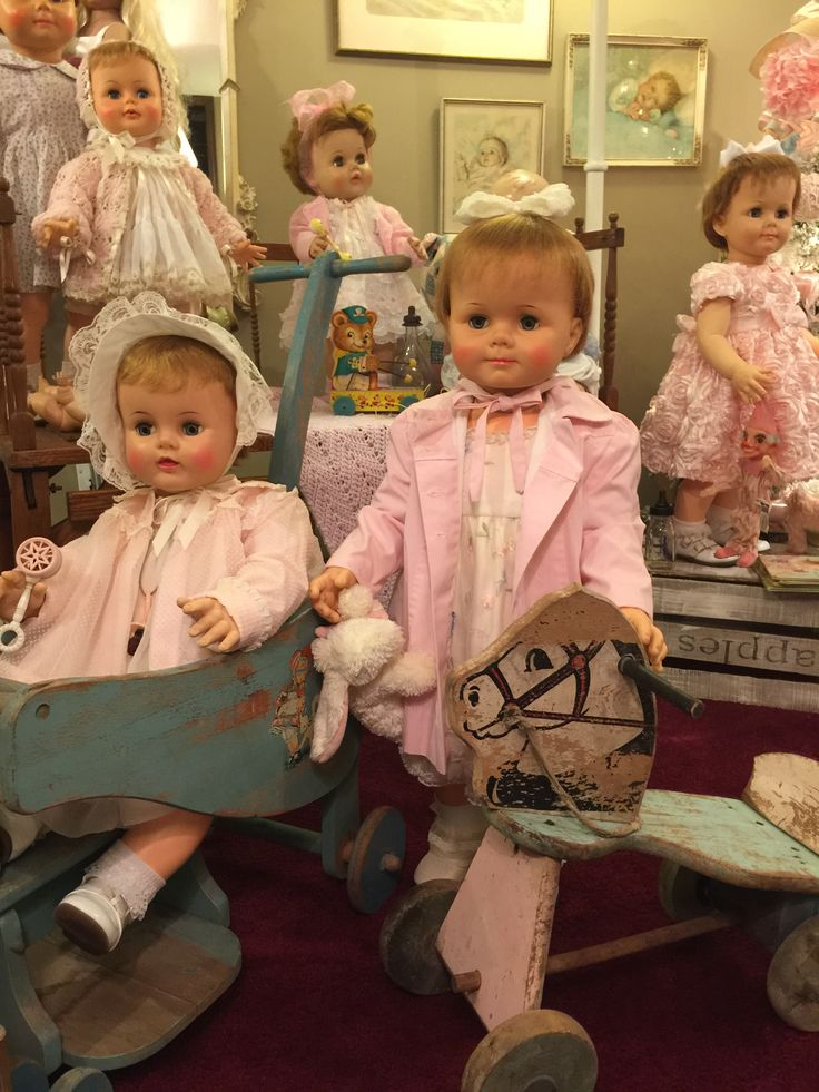 79 Best Dolls Baby Dolls Toys 50 S Images On Pinterest
