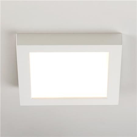 7  LED Simple Square Low Profile Ceiling Light  sc 1 st  Pinterest : recessed square lighting - azcodes.com