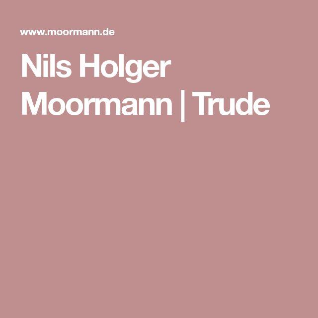 Nils Holger Moormann | Trude