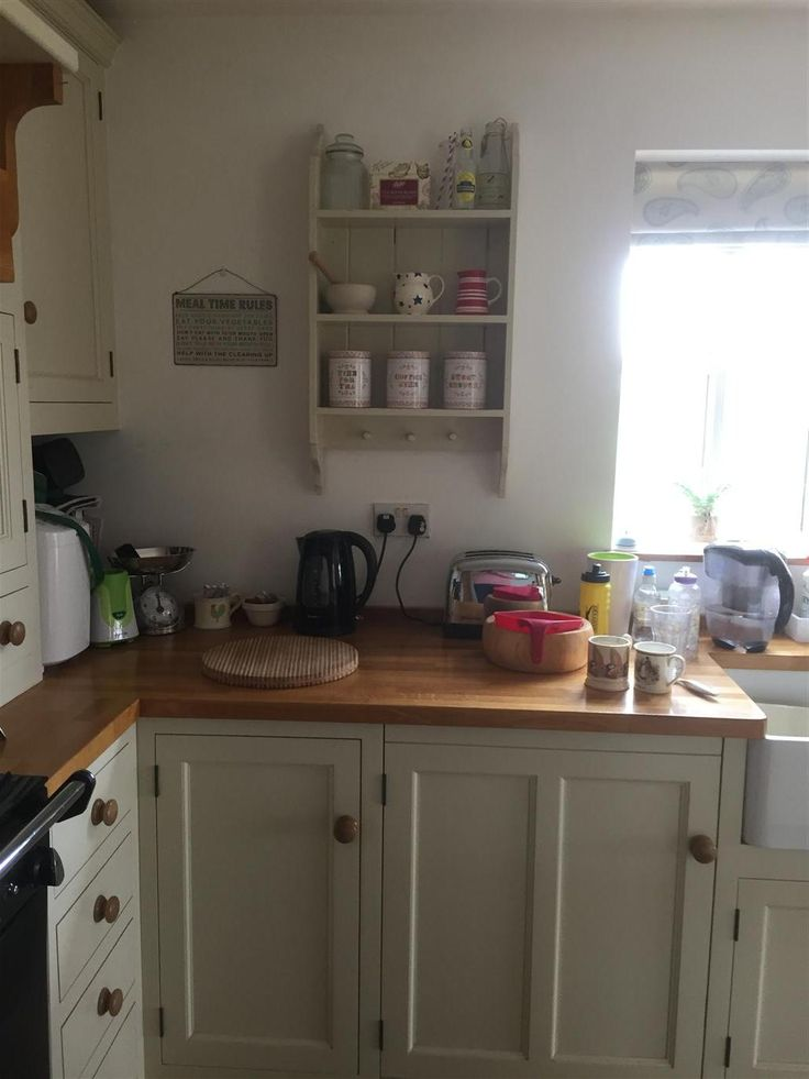 units drop cloth Farrow & Ball. | kitchen makeover ...