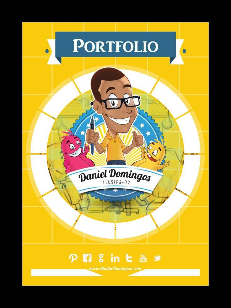 Portfolio Daniel Domingos 2016 - StudioDomingos