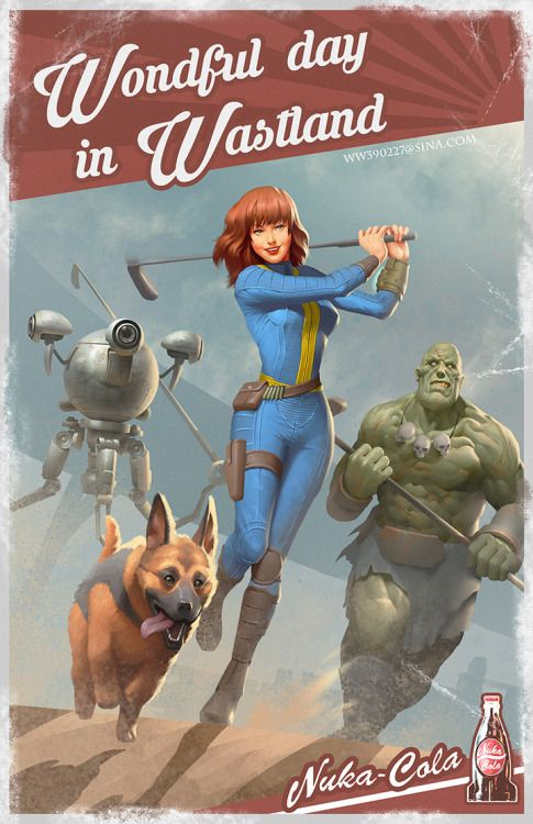 Fallout 4 is such a great game. I can never get enough.