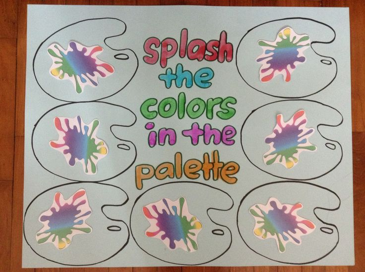 23 best Rainbow Art Party images on Pinterest | Art party, Rainbow ...