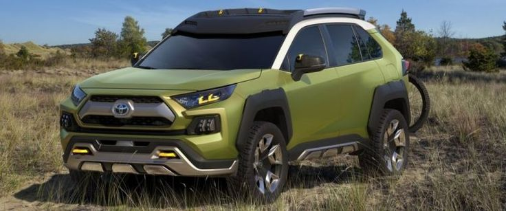 Toyota FT-AC - The SUV To Please Adventure Seekers