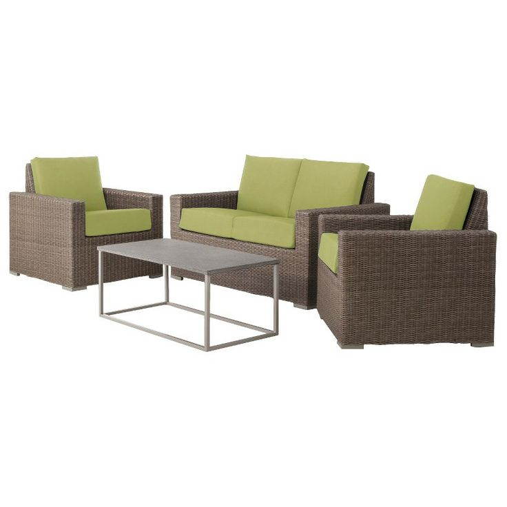 30 best images about Outdoor Patio Furniture Sets on Pinterest