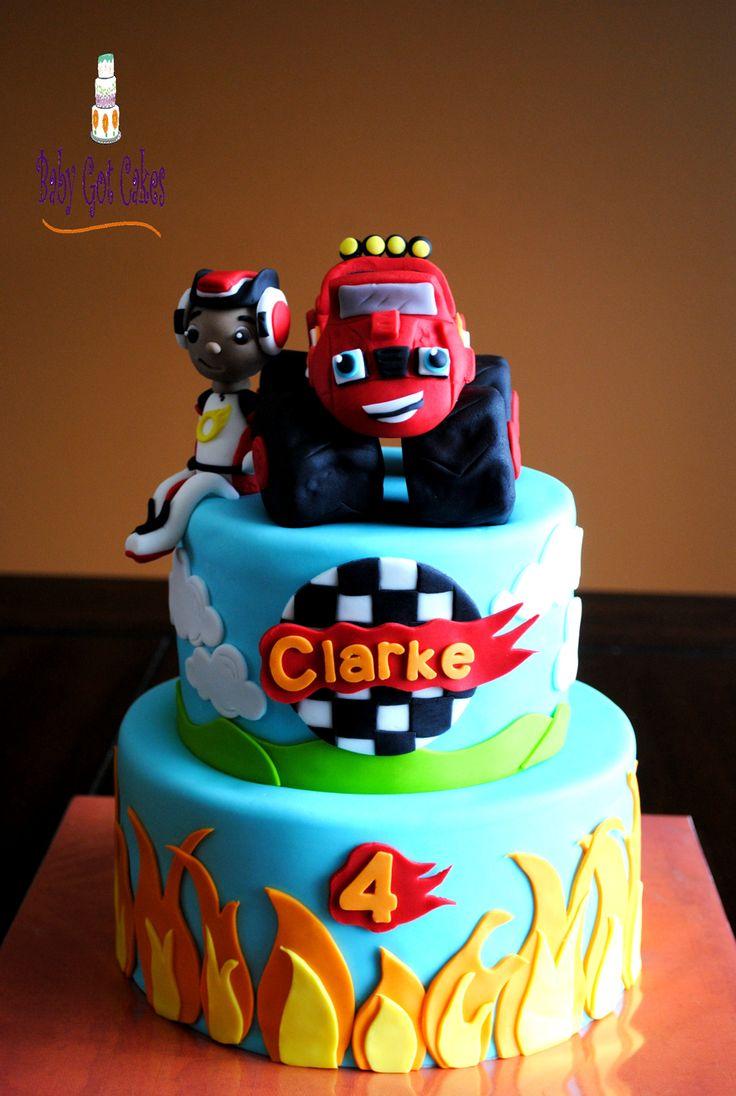 best 25 blaze birthday cake ideas on pinterest monster truck