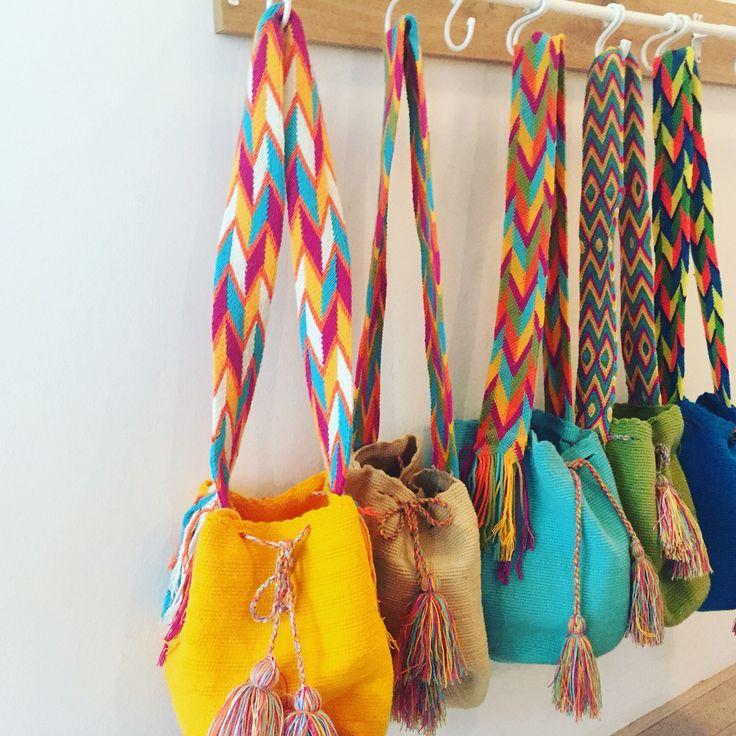 Hippybag.nl Originele & fairtrade Wayuu Mochila's uit Colombia