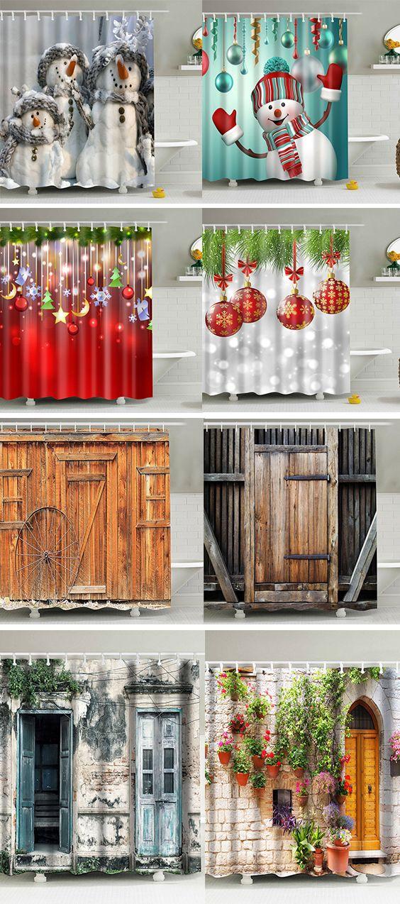 home decor ideas:Shower Curtains