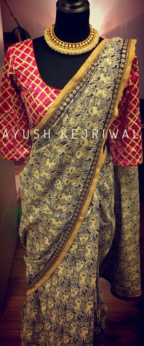 Saree by Ayush Kejriwal For purchases email me at ayushk@hotmail.co.uk or what's app me on 00447840384707 We ship wide.