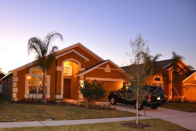 4 bedroom villa to rent in Veranda Palms, Kissimmee Florida