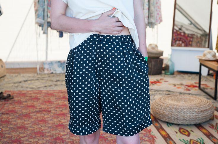 Boho Shorts II | Boho