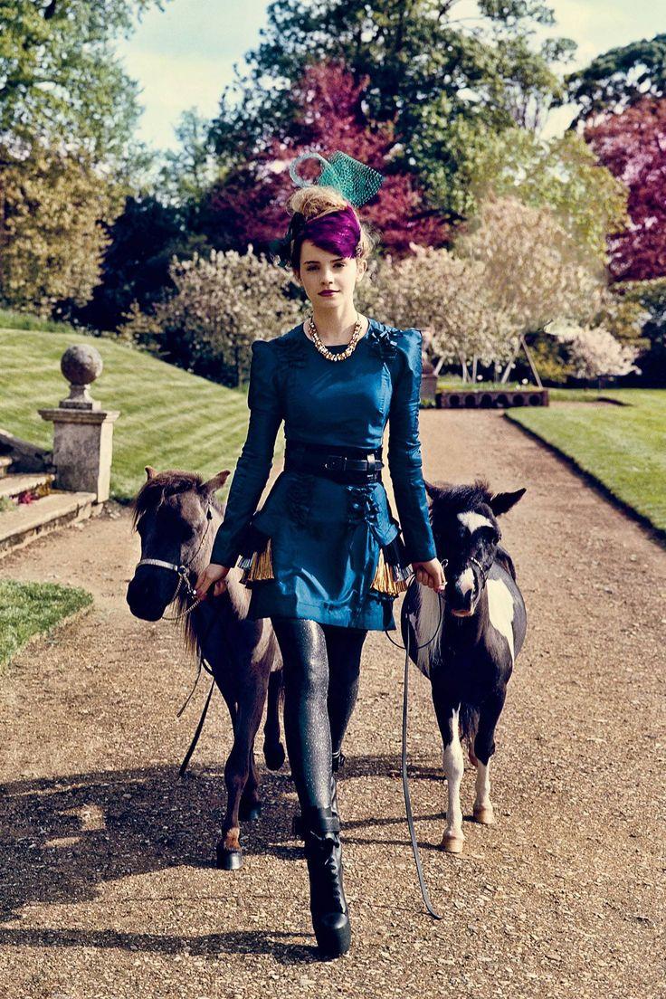 Emma Watson. 美しい!かわいい!