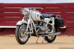 Motos / Motos classiques / BMW / BMW R 69 S | Galerie photo Moto-Station.com