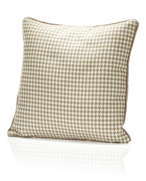 Cushion Pied De Poules 45 x 45 cm