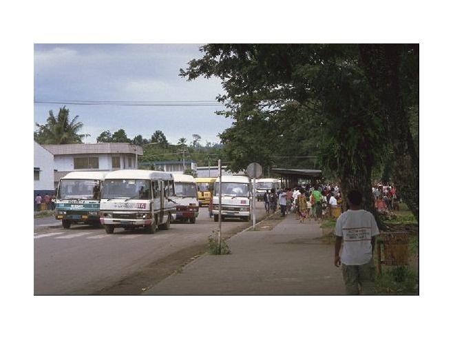 transportation in papua new guinea