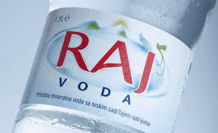 Raj voda.. Simple and pure design..