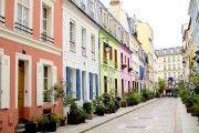 beautiful streets paris