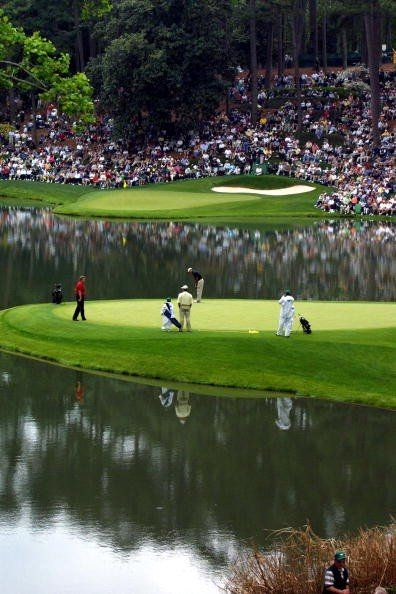 Augusta National Golf Club.    fantastic photo - GGC.
