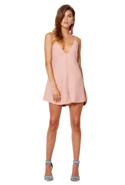 bec and bridge - Lady Lou Playsuit