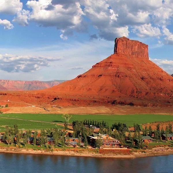 Sorrel river ranch resort moab utah resort reviews for Moab utah cabins