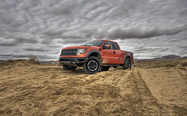 ford f 150 svt raptor wallpaper 1920x1200