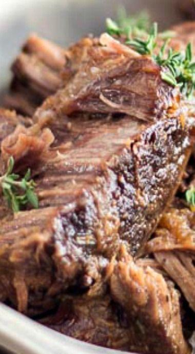 how to cook a blade pot roast