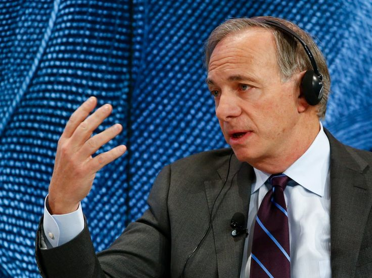 RAY DALIO: 'We are increasingly concerned about the emerging policies of the Trump administration'