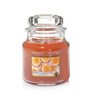 Uppfriskande apelsin blandas med sött i denna honungsdoppade citrusglädje.