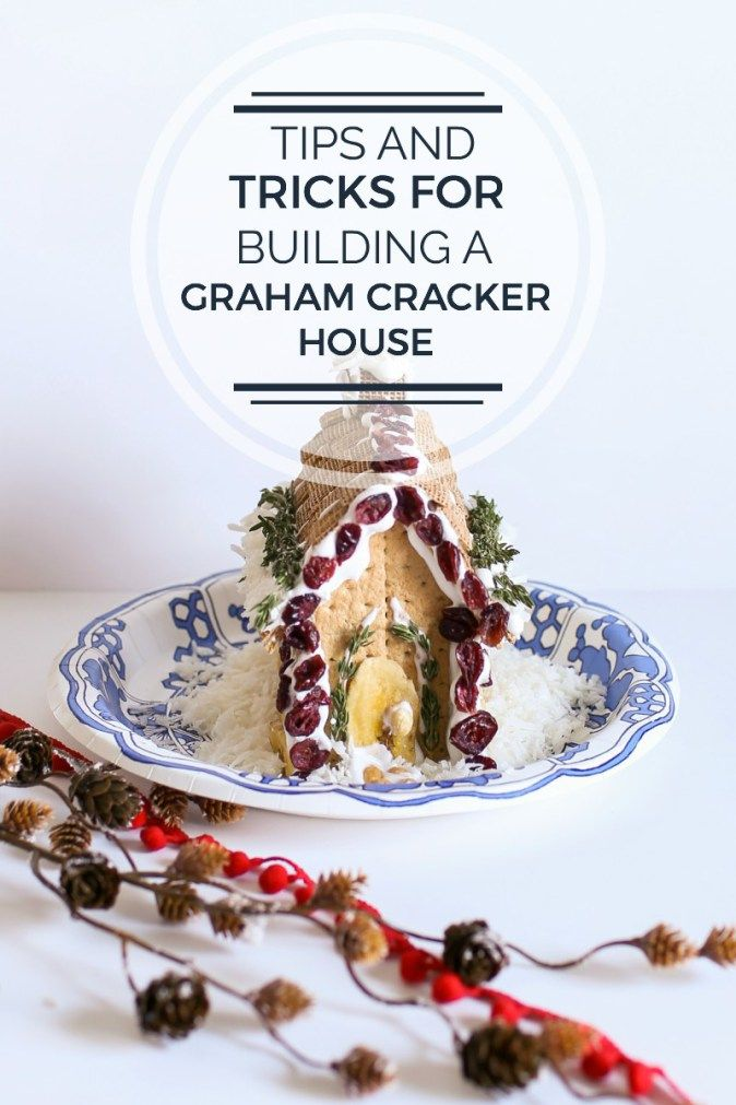 A Healthy Take On The Gingerbread House Check Out These