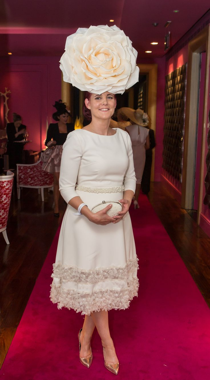 A previous winner of our #gBestHat annual event on Ladies Day of the Galway Races - this year we are also sponsoring the official Best Dressed Lady & Best Hat at the Galway Races itself http://www.theghotel.ie/best-dressed-lady-galway-races.html
