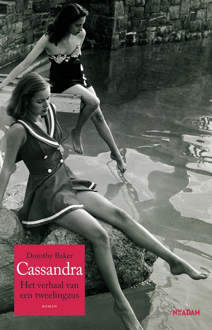 'Cassandra' van Dorothy Baker is het intense verhaal van een tweelingzus: licht van toon, mooi van setting, zinderende sfeer. Wie maakt je tot wie je bent? Dit pareltje verschijnt in juni, perfect voor de zomer!