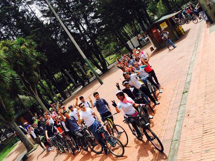 """#VictoriaPorLaBicicleta desde el @concejodebogota estaremos debatiendo """"Uso de la Bicicleta en Bogotá"""", ¡Pendientes @MovimientoMIRA inicia!"""