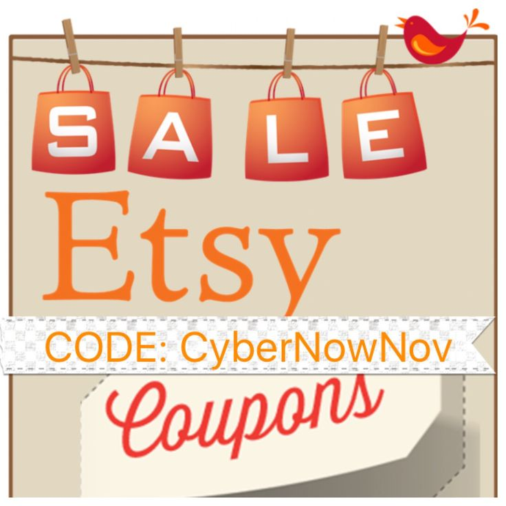 Etsy coupon code shipping
