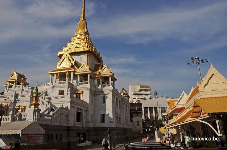 tempel van de gouden boeddha